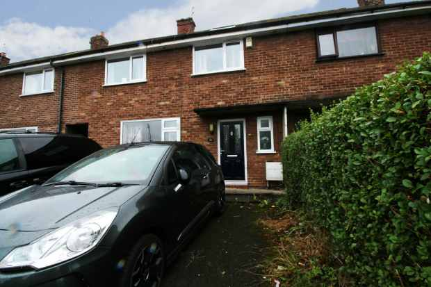3 Bedrooms Terraced House for sale in Greenbank Lane, Northwich, Cheshire, CW8 1JQ