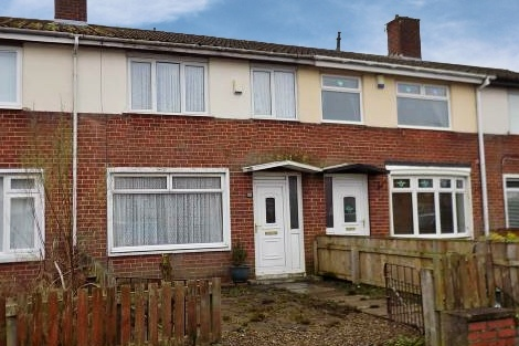 2 Bedrooms Terraced House for sale in Tithe Barn Road, Stockton-On-Tees, Cleveland, TS19 8PS