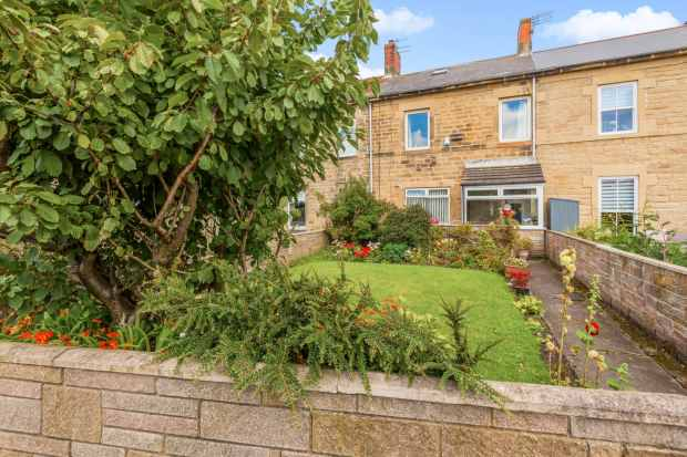 4 Bedrooms Terraced House for sale in Gibson Street, Newbiggin-By-The-Sea, Northumberland, NE64 6UW