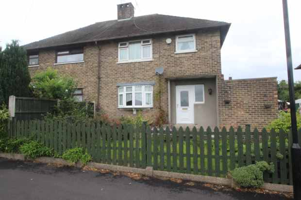3 Bedrooms Semi Detached House for sale in Smelter Wood Crescent, Sheffield, Yorkshire, S13 8RG