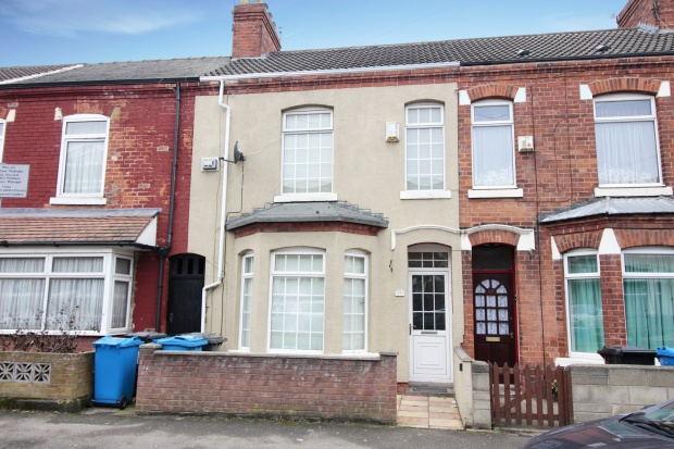 3 Bedrooms Terraced House for sale in Lonsdale Street, Hull, North Humberside, HU3 6PA
