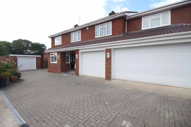 6 Bedrooms Detached House for sale in Rectory Drive, Coventry, West Midlands, CV7 8RD