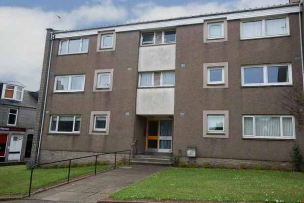 1 Bedroom Flat for sale in Farmers Hall, Aberdeen, Aberdeenshire, AB25 1XF