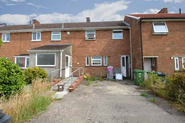 3 Bedrooms Terraced House for sale in Morris Avenue, Cardiff, South Glamorgan, CF14 5JW