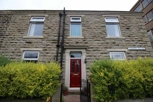 3 Bedrooms Terraced House for sale in Marsden Square, Rossendale, Lancashire, BB4 5RJ