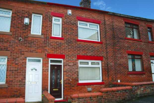 2 Bedrooms Terraced House for sale in Thatcher Street, Oldham, Lancashire, OL8 2JX