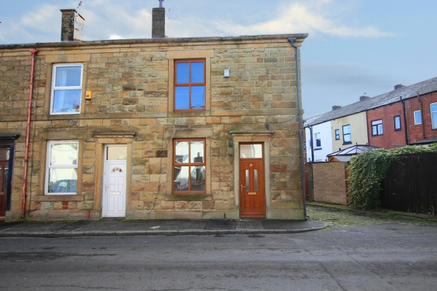 2 Bedrooms Terraced House for sale in Mayor Street, Bury, Greater Manchester, BL8 1LP
