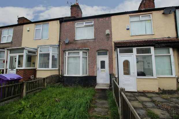 2 Bedrooms Terraced House for sale in Morella Road, Liverpool, Merseyside, L4 8ST