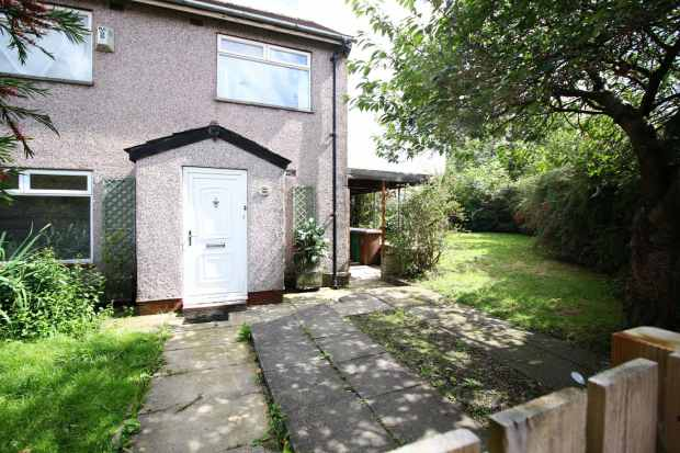 2 Bedrooms Semi Detached House for sale in Alder Road, Rochdale, Lancashire, OL11 2PP