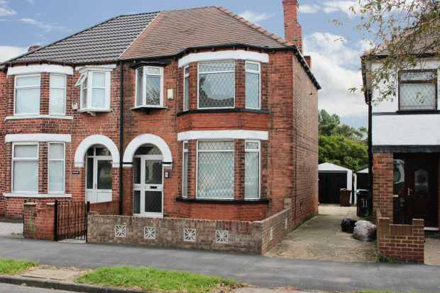 3 Bedrooms Semi Detached House for sale in Bethune Avenue, Hull, North Humberside, HU4 7EH