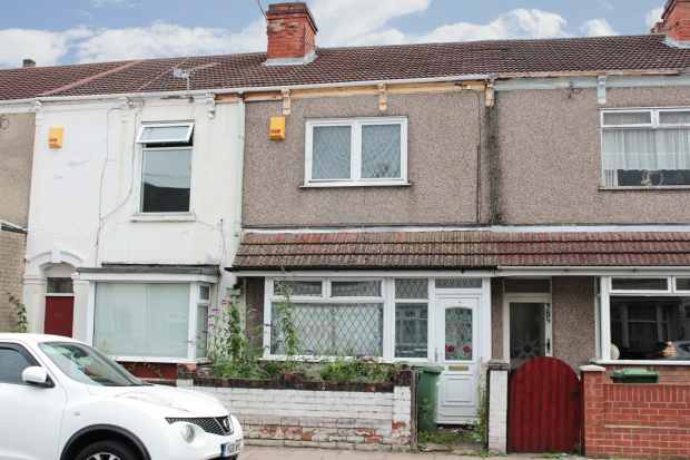3 Bedrooms Terraced House for sale in Welsby Street, Grimsby, South Humberside, DN32 8BJ