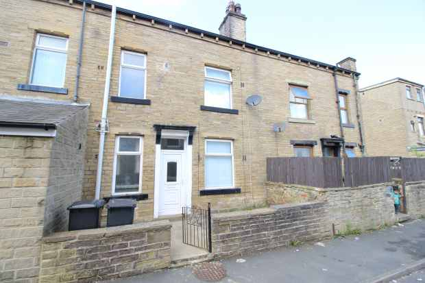 2 Bedrooms Terraced House for sale in Howard Street, Halifax, West Yorkshire, HX1 5RP