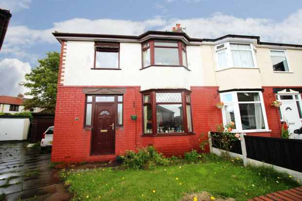3 Bedrooms Semi Detached House for sale in Marina Grove, Runcorn, Cheshire, WA7 5EF