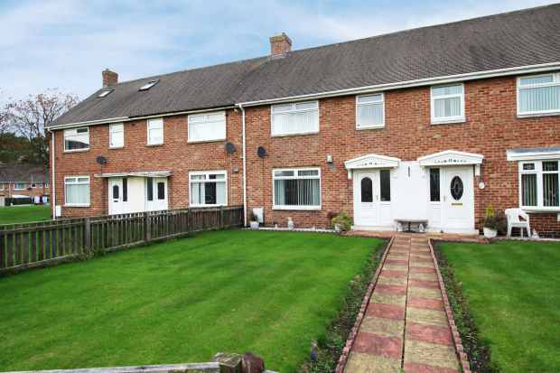 3 Bedrooms Terraced House for sale in Broom Hill, Stanley, Durham, DH9 8BA