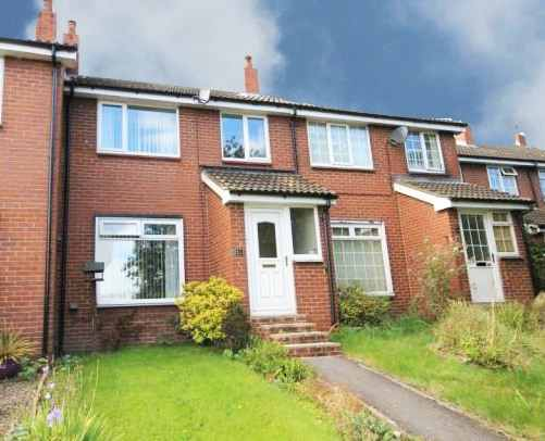 3 Bedrooms Terraced House for sale in Danes Crest, Northallerton, North Yorkshire, DL6 2RR