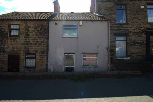 2 Bedrooms Terraced House for sale in Cobcar Street, Barnsley, South Yorkshire, S74 8DA