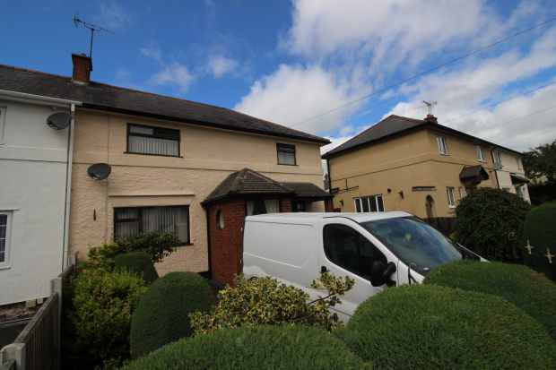 3 Bedrooms Semi Detached House for sale in Moors Bank, Oswestry, Shropshire, SY10 7BG