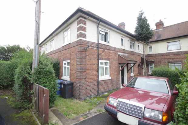 3 Bedrooms Terraced House for sale in Emerson Square, Derby, Derbyshire, DE23 8BB