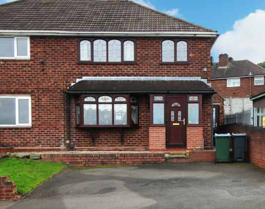 3 Bedrooms Semi Detached House for sale in Fallowfield Road, Rowley Regis, West Midlands, B65 8EZ