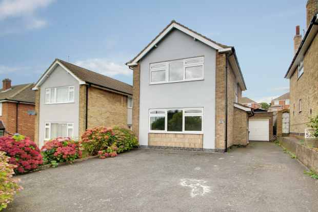 3 Bedrooms Detached House for sale in Leicester Road, Coalville, Leicestershire, LE67 5GN
