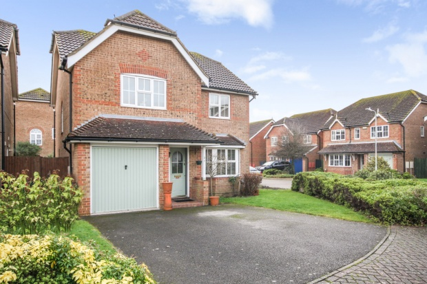 4 Bedrooms Detached House for sale in Atkinson Walk, Ashford, Kent, TN24 9SB