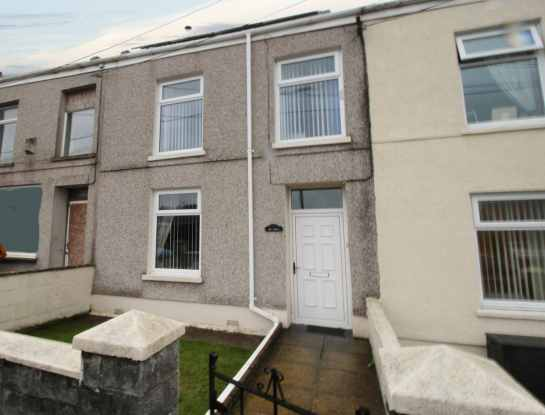 3 Bedrooms Terraced House for sale in Carway, Kidwelly, Dyfed, SA17 4HH