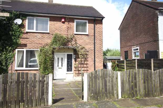 3 Bedrooms Semi Detached House for sale in Fairbank Drive, Middleton, Greater Manchester, M24 4JG
