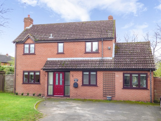 4 Bedrooms Detached House for sale in Lower Eggleton, Ledbury, Herefordshire, HR8 2TZ