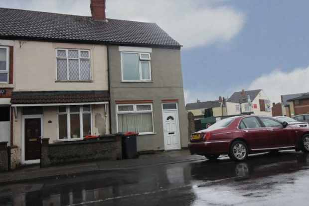 2 Bedrooms Terraced House for sale in Fackley Road, Stanton Hill, Nottinghamshire, NG17 3HG