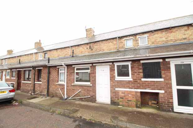 2 Bedrooms Terraced House for sale in Chestnut Street, Ashington, Northumberland, NE63 0QP