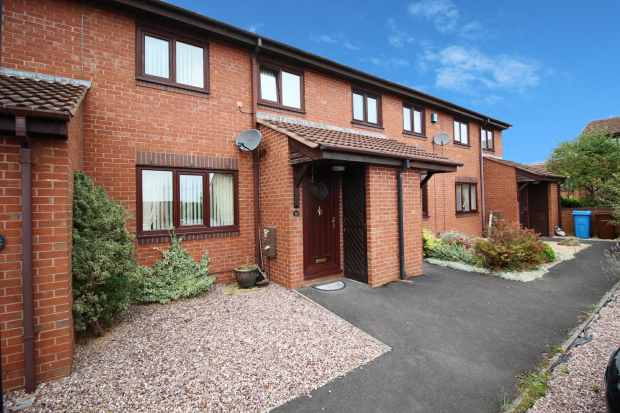 3 Bedrooms Terraced House for sale in Windmill View, Preston, Lancashire, PR4 3AW