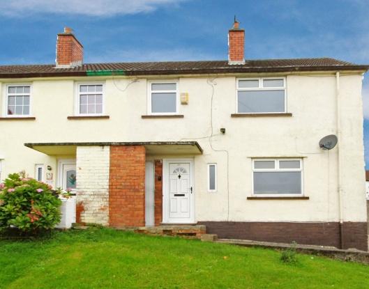 3 Bedrooms Property for sale in Heol Scwrfa, Merthyr Tydfil, Mid Glamorgan, CF48 1HE