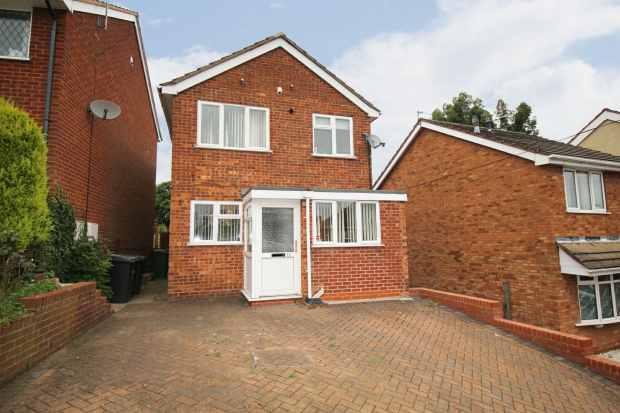 3 Bedrooms Detached House for sale in Bate Street, Wolverhampton, West Midlands, WV4 6NL