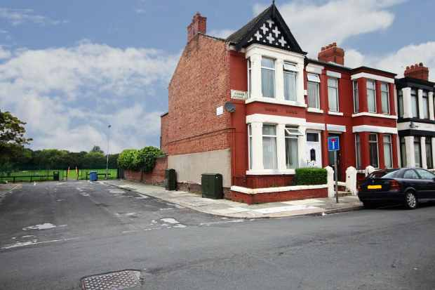 3 Bedrooms Property for sale in Evered Avenue, Liverpool, Merseyside, L9 2AE