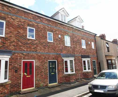 4 Bedrooms Town House for sale in Percy Street, Bishop Auckland, Durham, DL14 6BQ