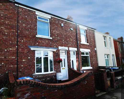2 Bedrooms Terraced House for sale in Helena Terrace, Bishop Auckland, Durham, DL14 6BP