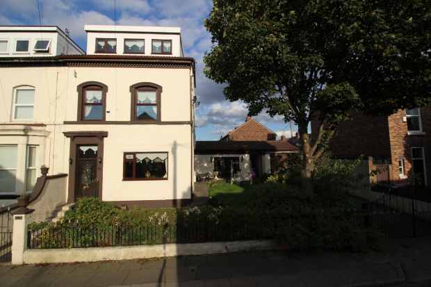 4 Bedrooms Semi Detached House for sale in Fairfield Street, Liverpool, Merseyside, L7 0JY