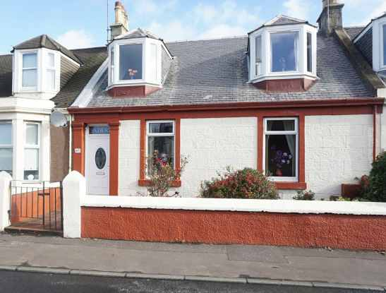 4 Bedrooms Terraced House for sale in Manse Street, Saltcoats, Ayrshire, KA21 5AA