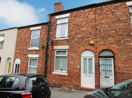 2 Bedrooms Terraced House for sale in Walthall Street, Crewe, Cheshire, CW2 7JZ