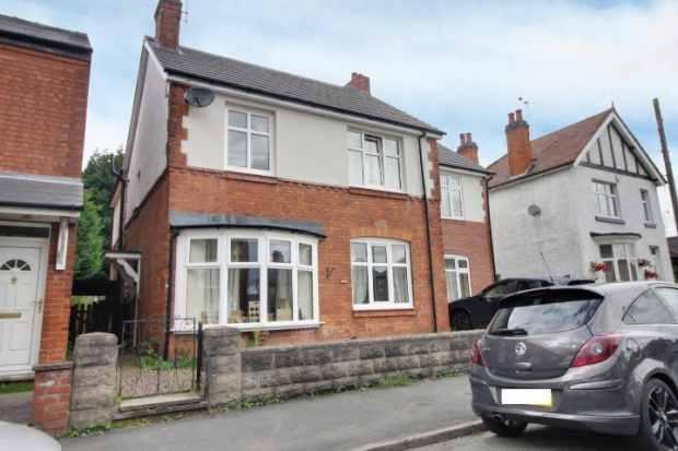 5 Bedrooms Detached House for sale in Swannington Street, Burton On Trent, Derbyshire, DE13 0RT