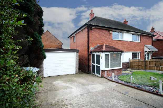 2 Bedrooms Semi Detached House for sale in Smithy Lane, Wakefield, West Yorkshire, WF3 1QH