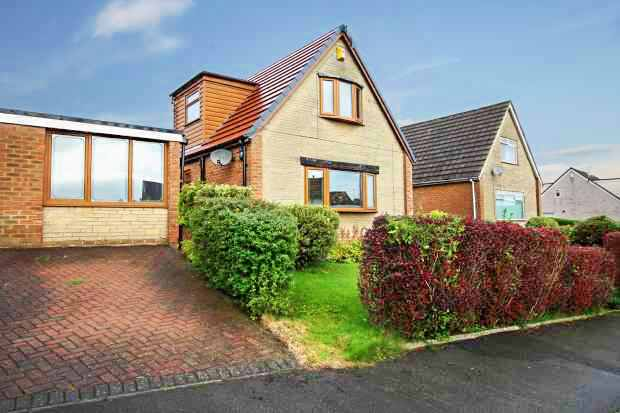 2 Bedrooms Detached Bungalow for sale in Harlech Drive, Accrington, Lancashire, BB5 4QW