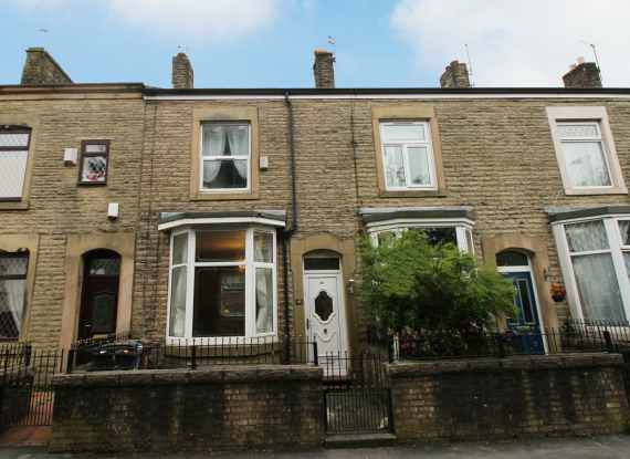 2 Bedrooms Terraced House for sale in Clyde Street, Oldham, Greater Manchester, OL1 4HT