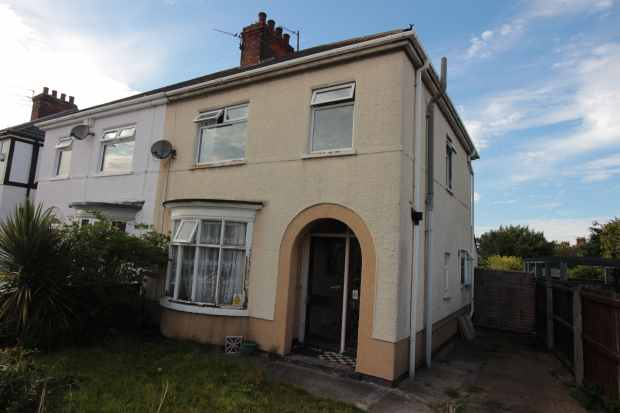3 Bedrooms Semi Detached House for sale in Lichfield Road, Grimsby, South Humberside, DN32 8JZ