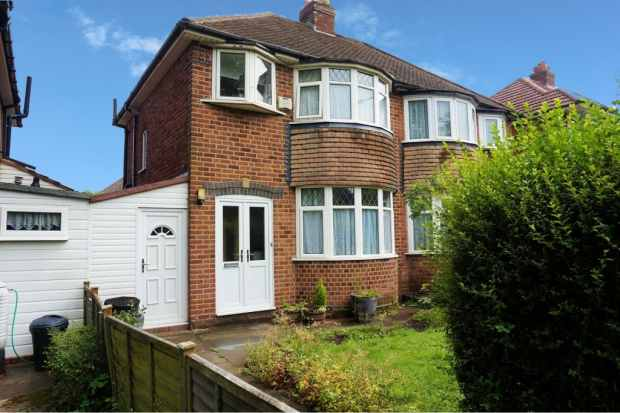 3 Bedrooms Semi Detached House for sale in Broad Meadow Lane, Birmingham, West Midlands, B30 3NQ
