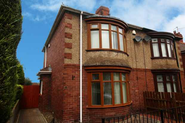 2 Bedrooms Semi Detached House for sale in Dale Road, Shildon, Durham, DL4 2LB