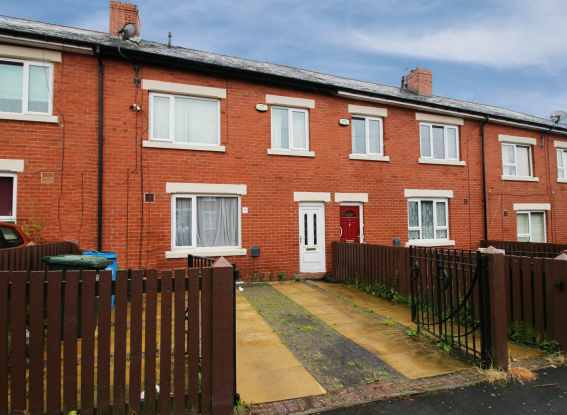 4 Bedrooms Terraced House for sale in Peel Lane, Heywood, Lancashire, OL10 4TU