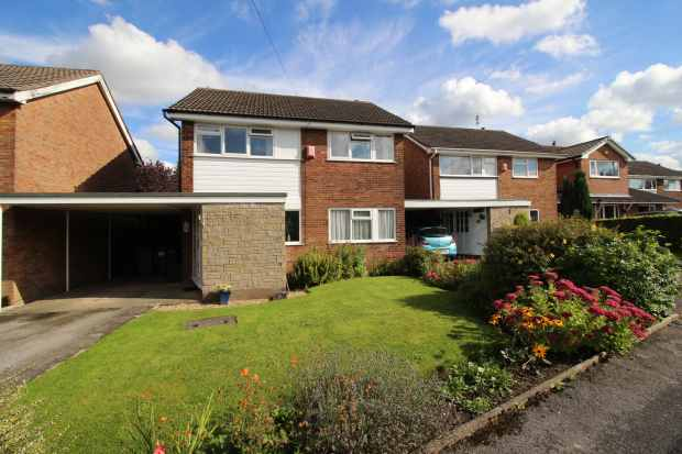 4 Bedrooms Detached House for sale in Ascot Drive, Stockport, Cheshire, SK7 4RR