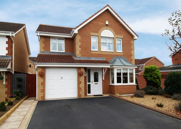 3 Bedrooms Detached House for sale in Church Field Way, Stockton-On-Tees, Cleveland, TS17 5AW