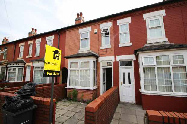 3 Bedrooms Terraced House for sale in Cherrywood Road, Birmingham, West Midlands, B9 4XB